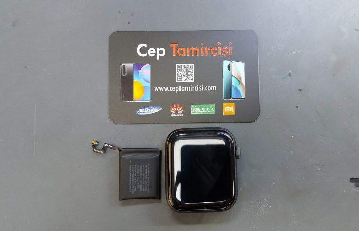 Apple Watch Cam Ekran Pil Değişimi